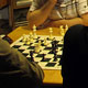 17 June 2011 – Djúpavík. 4th chess tournament. This time inside the hotel. (5 pictures)