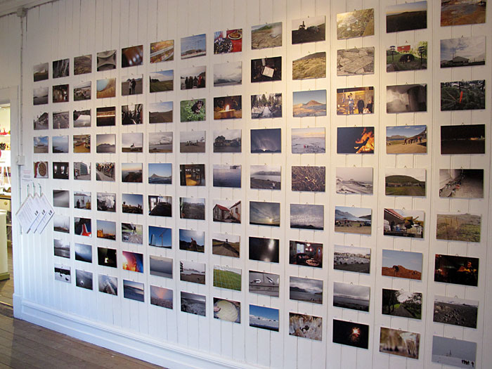 "Reykjavík. Different II - my new exhibition. - Excerpt from ""200+ pictures"" (2011). I. Exhibition ""<a href='/exhibition10/index-en.php' target='_blank' class='linksnormal'>Different II</a>"". (22 and 23 February 2012)"