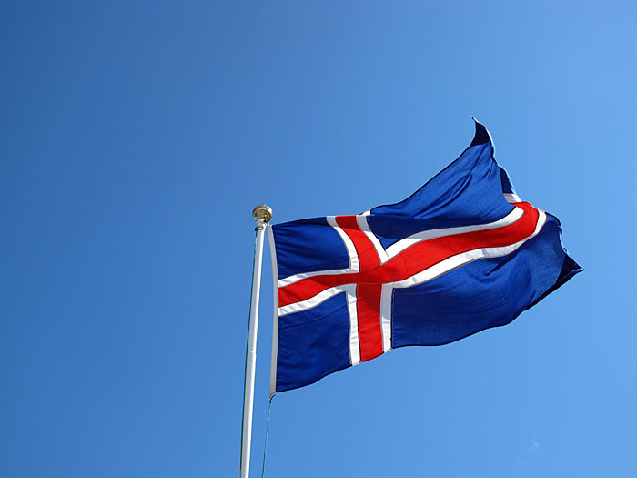 Djúpavík. 17 June - national holiday. - I. (17 June 2012)