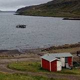 1 September 2013 – Djúpavík. Leaving ... (2 pictures)