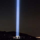 9 October 2014 – Reykjavík/Viðey. Imagine Peace Tower (Yoko Ono). (9 pictures)