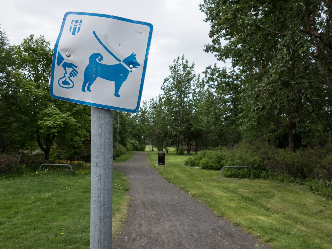 Reykjavík and little bit more. Miscellaneous 98. - Follow the hint on this sign! (4 till 13 June 2016)