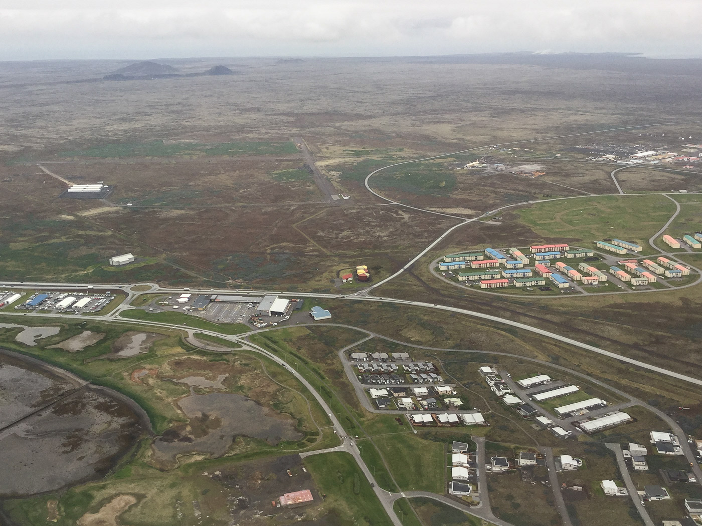 Reykjavík and little bit more. Miscellaneous 98. - From above ... (4 till 13 June 2016)