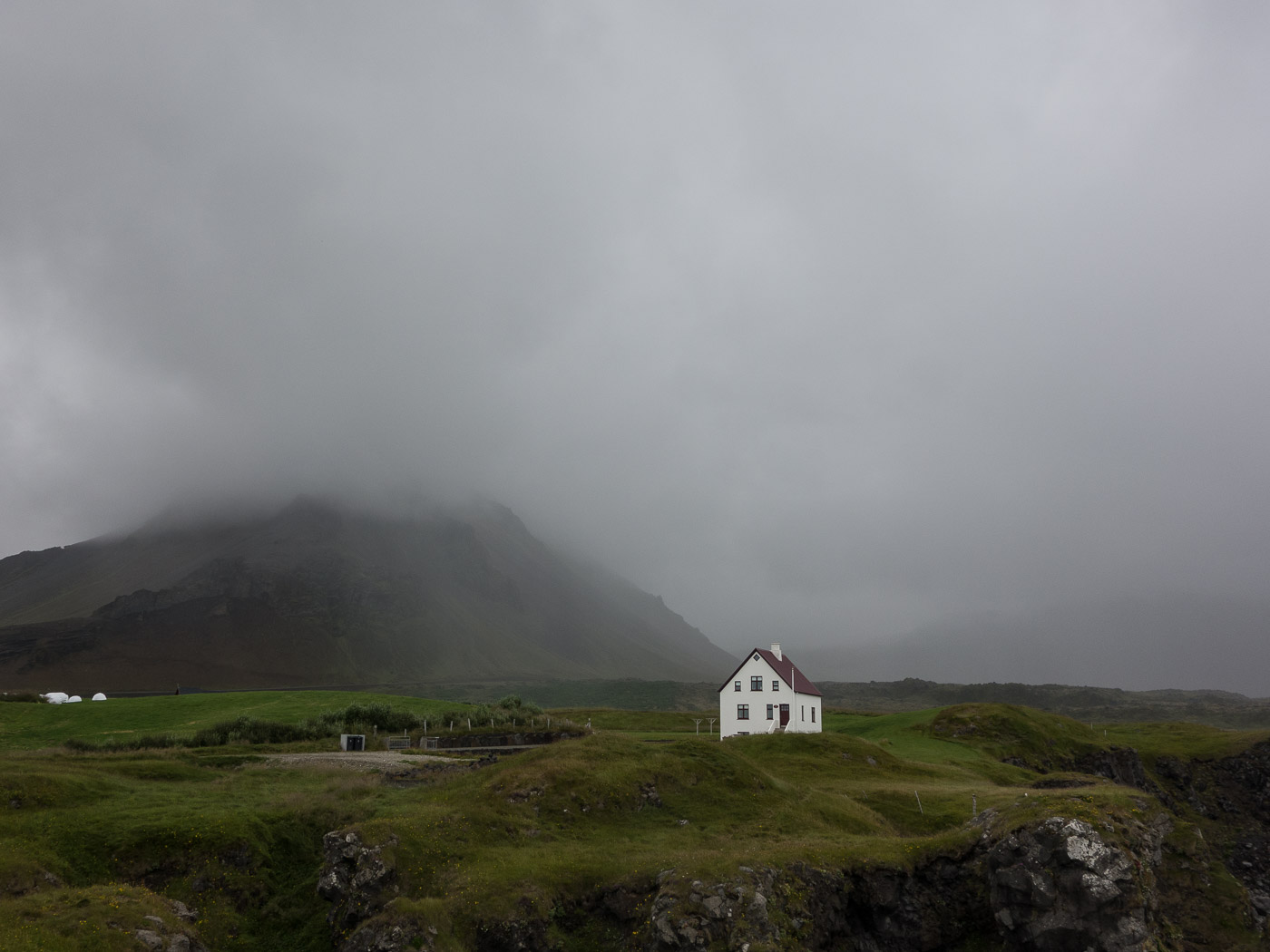 Snæfellsnes. This and that, landscape. - Snæfellsnes. IX. (23 July 2016)