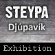 "2015 - Djúpavík, Iceland. ""STEYPA"" - Photography exhibition"".  (June 1 until August 31, 2015)"