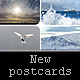 10 new postcards available now!